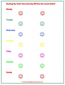 Motivating Your Child to Brush Their Teeth child-motivational-tooth-brushing-chart-3