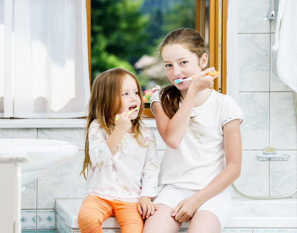 Choosing the Best Toothpaste for Children