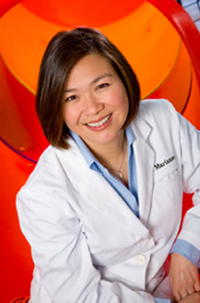 Marianne I. Chingbingyong, DMD, MS Kids Dental Pediatric Dentist