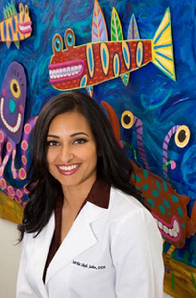 Kids Dental Pediatric Dentist Sarita Shah John, DDS Plano and Carrollton